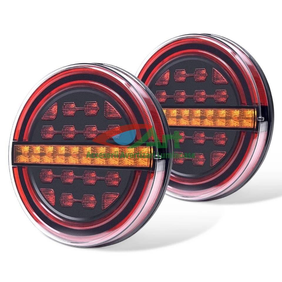 Lampa stop LED semnal dinamic fi139 V1909 [8]