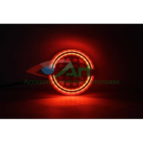 Lampa stop LED semnal dinamic fi139 V1909 [9]