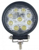 Proiector LED Breckner Germany 27W -Rotund